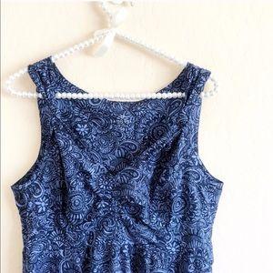 [Athleta] Nealry Knotical Dress
